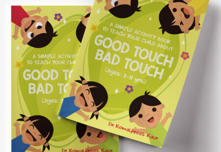Good Touch Bad Touch E-Book